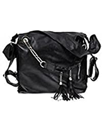 Tradico® 2017 Women Fashion PU Leather Tassel Shoulder Bag