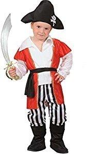Pirate Boy Accessory for Bucaneer Fancy Dress (Pirat Bucaneer)