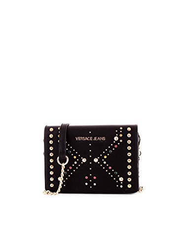 Versace JEANS E1HTBB2371123 Tasche Frau BLACK GENERICA
