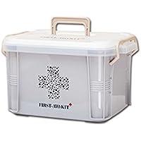 Baffect Doppelschicht-Erste-Hilfe-Box, reg; Haushalt Tragbare Pille Drug Medizinische Speicherorganisator für... preisvergleich bei billige-tabletten.eu
