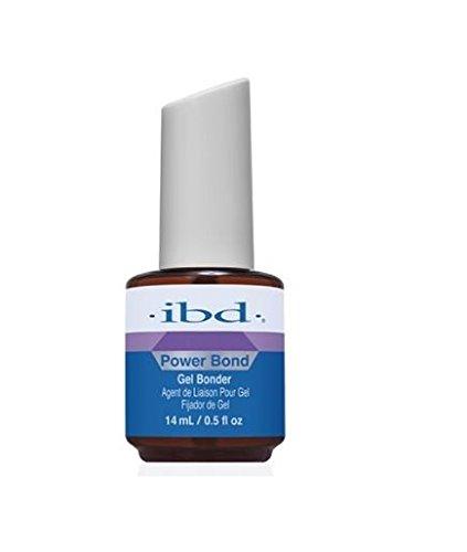 IBD Just Gel Soak Off Gel UV Nail Gel Bonder 14ml (Ibd Uv-gel-nagel)
