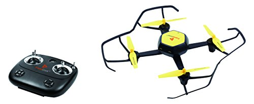 Technaxx TRENDGEEK QUADROTOR Drone helicopter by Radio Control (RC) Electric motor - Helicopters Radio Control (RC) (Quadrocopters, Electric motor, 4 rotors, 4 Channels, 2.4 GHz, Mate)