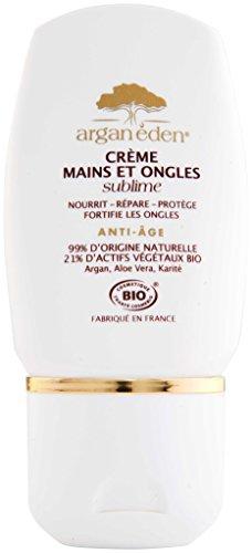 arganeden Crème Mains/Ongles Sublime - Lot de 4
