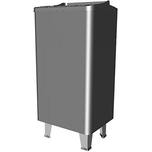 Preisvergleich Produktbild Eos Classic Saunaofen / Standofen Thermo-Tec S anthrazit-perleffekt 7, 5 kW 94.5685
