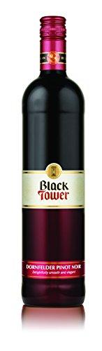 6x BLACK TOWER DORNFELDER PINOT NOIR 0,75L Incl. Goodie von Flensburger Handel Black Tower Pinot