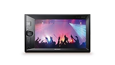 Sony XAV-V631BT 2DIN Moniceiver 15,74 cm Display, NFC, Dual Bluetooth, SongPal, 4 x 55W, EXTRA Bass Beleuchtung schwarz/Mehrfarbig