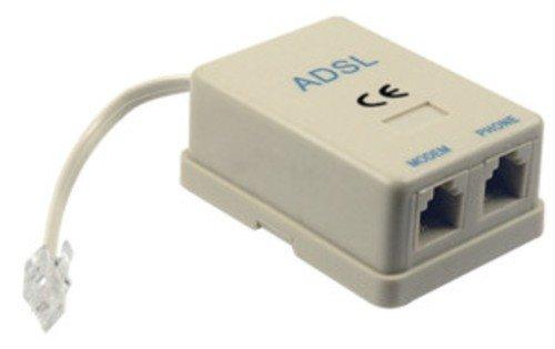Filtre ligne ADSL/ADSL2+ elcart