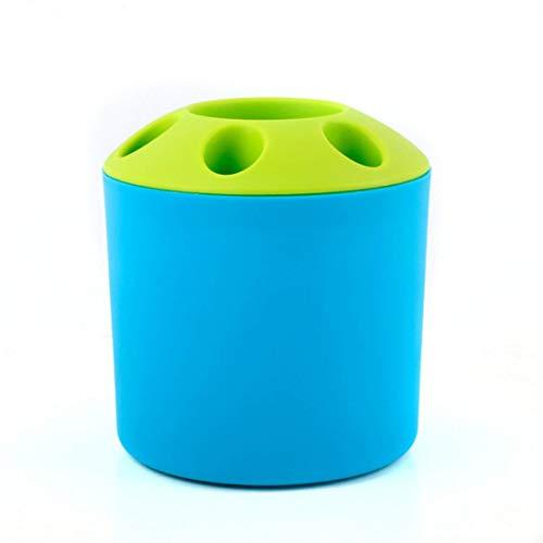 (Zahnputzbecher für Kind Candy-farbigen Zahnputzbecher Nette Mehrzweck-Paar Zahnpasta Zahnbürstenhalter Zahnbürstenhalter)
