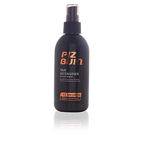 Piz Buin - Spray abbronzante, 150 ml, SPF 15