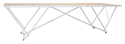 HYMER Tapeziertisch, 3 m lang, 80 cm breit, 685000