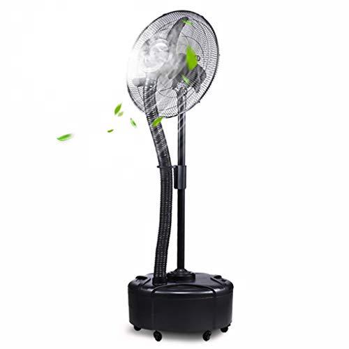 Ventilador Oscilante Nebulizador