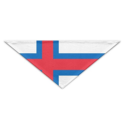 s Animated Flag Bandana Triangle Neckerchief Bibs Scarfs Accessories for Dogs & Cats ()