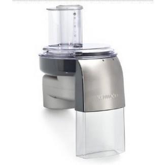 Completo da cucina, con grattugia, per robot da cucina, in acciaio ...