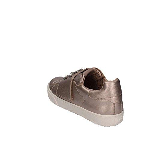 LIU-JO GIRL UM23263B Sneakers Donna Oro-rosa