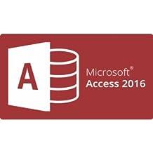 Microsoft Access 2016 (Produktschlüssel per E-Mail/Post)