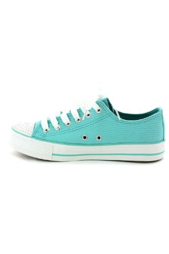 Go Tendance ,  Sneaker donna Blu (Turchese)
