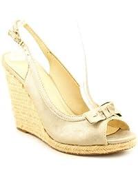 Enzo Angiolini Womens EAICES Peep Toe Casual Platform Sandals 96d726425