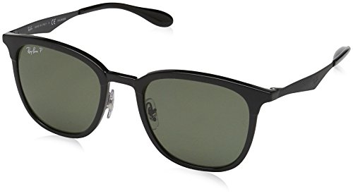 Ray-Ban UV Protected Square Unisex Sunglasses - (0RB427862827151|51|Green Color)