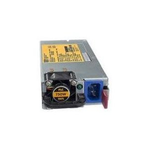 HP 599383-001 750w Common Slot Platinum Power Supply - 593831-B21 (Supply 750w Platinum Power)