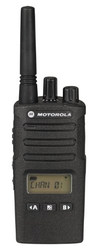 Motorola-XT460-On-Site-2-Way-PMR446-Business-Radio-without-Charger-Black