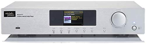 Mitchell & Johnson WLD+211T Streamer & SAP201V Integrated Amp Deal! (Silver)