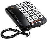 Topcom Sologic T101 Analoges schnurgebundenes Telefon