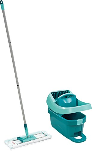 leifheit-professional-evo-mop-and-wringing-bucket-set-with-floor-wiper