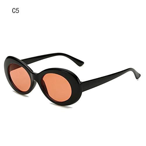Passionate turkey Leidenschaftliche türkei Designer Frauen oval Sonnenbrille Mode Sonnenbrille männer Frauen Brille Frauen männer transluzente linsen Sonnenbrille uv400, c5