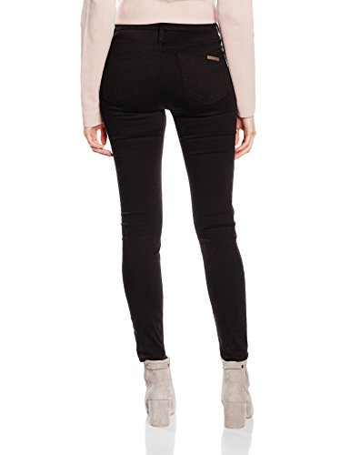 Calvin Klein Jeans Sculpted Skinny-infinite Black Stretch, Donna Nero (Infinite Black Stretch)