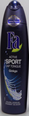 FA - Gel Douche - Active Sport - Ginkgo - 250ml