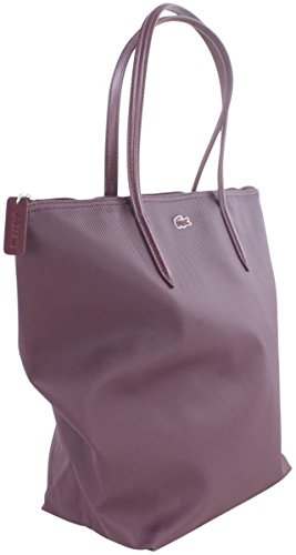 Tote Bag Verticale Di Lacoste Fig (purple)