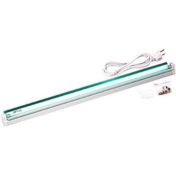 12W Kit Néon de Bouturage avec Tube Fluorescent Romberg T5 28cm