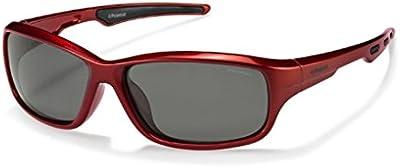 Gafas de sol polarizadas Polaroid P 0425C KIDS Rojo 100% UV Block Sunglasses Polarized