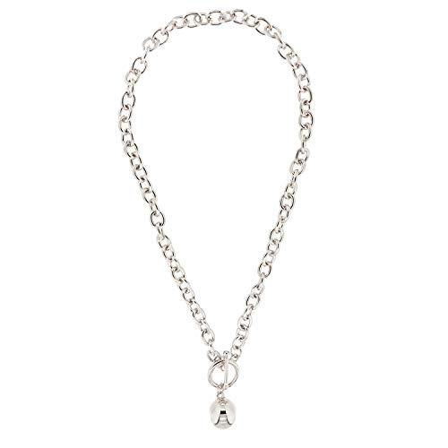 Sweet Deluxe Kette Fawn, Silber I Elegante Halskette für Damen, Frauen & Mädchen I Halsband Modeschmuck I Designer Necklace (Fawn Mädchen Kostüm)