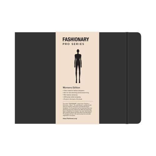 Fashionary pro womens a4