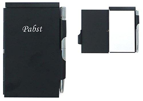 cuaderno-de-notas-con-un-bolgrafo-nombre-grabado-pabst-nombre-de-pila-apellido-apodo