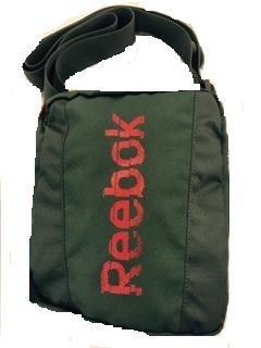 Reebook SE City - Bolso unisex, color gris, talla única