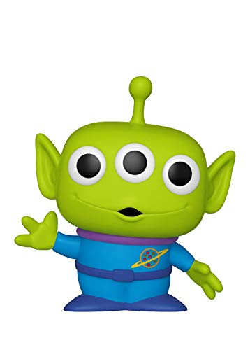 Funko- Pop Vinilo: Disney: Toy Story 4: Alien Figura Coleccionable, (37392)