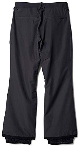 adidas Men's Riding: Snowboarding Pant (Utility Black, Large)