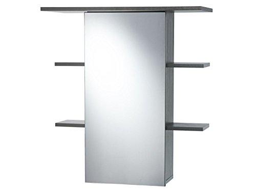 #LIVARNO LIVING Spiegelschrank Mit 1 Tür und 4 Ablagen ca. B 65 x H 73 x T 29 cm#