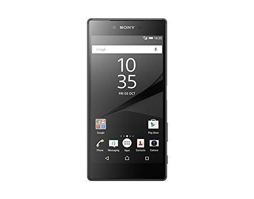 """Sony Xperia Z5 Premium (E6833) 32GB Nero (Black) - Dual SIM [Android, 5.2"""" IPS Touchscreen, NFC, LTE, 23MP Camera]"""