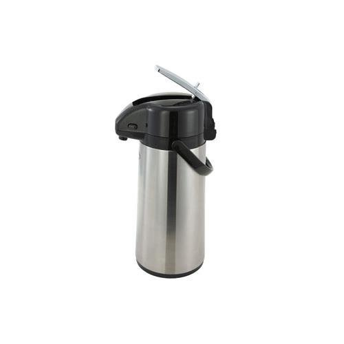 Winco Glass Lined Airpot, 2.5-Liter, Lever Top by Winco USA 2,5 L Airpot
