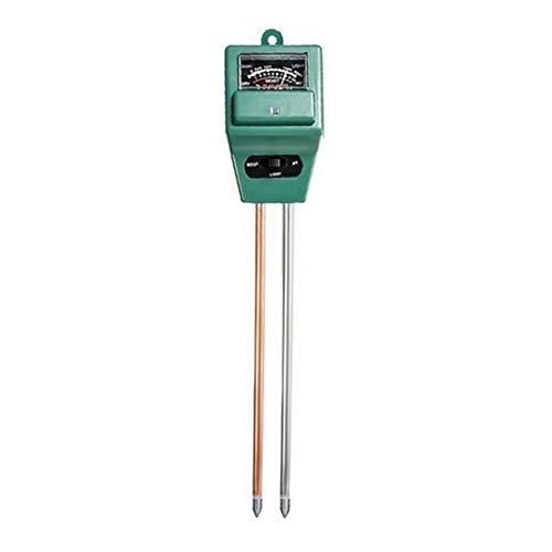 Ddbrand Boden Ph Tester Feuchtigkeit Abmessen Luftfeuchtigkeit Light Meter Hydrokultur Analyse Gartenarbeit Detektor