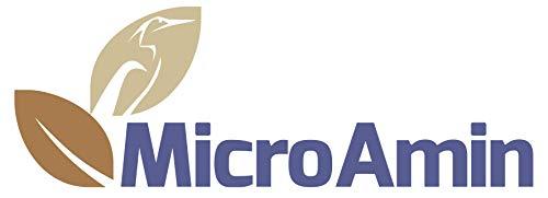 MICROAMIN® (2.600 m2; Complejo nutricional Aminoácidos y microelementos (Hierro, Zinc, etc). Plantas, Flores y Cultivos. Ecológico