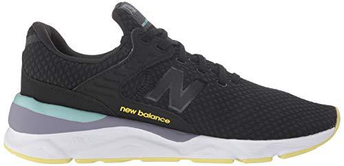 New Balance Damen X-90 Sneaker, grau, One Size - 7