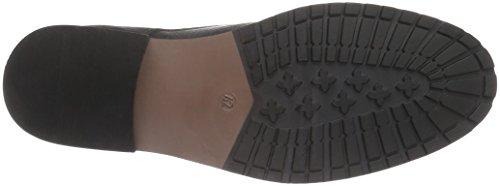 Bianco Clean Cut Dress Boot Son16, Bottes courtes homme Noir - Schwarz (Black/10)