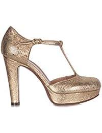 05443e0e63f811 L'Autre Chose - Scarpe con Tacco Donna Bronzo LDH038.11CP27292  Primavera/Estate