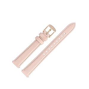 Fossil Uhrenarmband 14mm Leder Pink – ES-3988   LB-ES3988