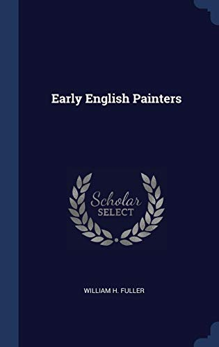 Early English Painters