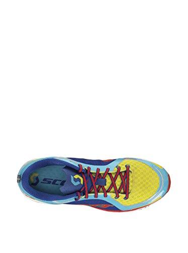 Scarpe Scott race rocker - yellow-44 Multicolore